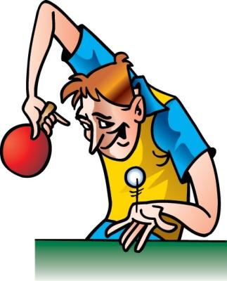 теннис, ракетка, шарик